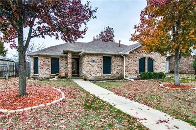 Rowlett Single Family Home For Sale: 2514 Larkspur Lane