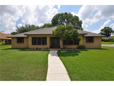North Richland Hills Single Family Home For Sale: 4800 Boulder Road