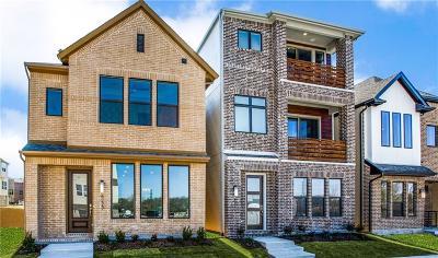 Dallas Single Family Home For Sale: 8227 Laflin Lane