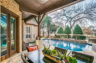 Plano Single Family Home For Sale: 5601 Gleneagles Drive