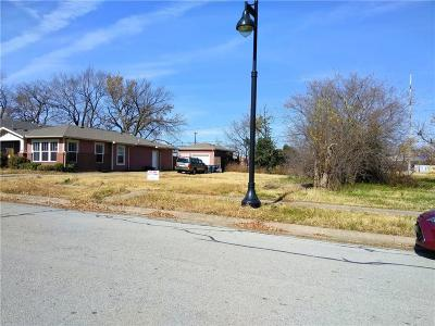 Fort Worth Residential Lots & Land For Sale: 1027 E Broadway Avenue