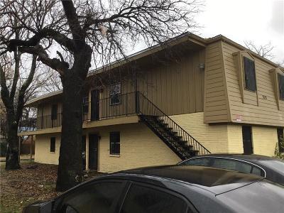 Dallas Multi Family Home For Sale: 2628 Pennsylvania Avenue