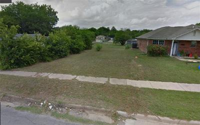 Fort Worth Residential Lots & Land For Sale: 1245 E Powell Avenue