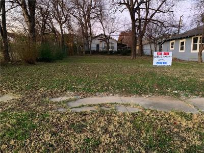 Fort Worth Residential Lots & Land For Sale: 1213 E Humbolt Street