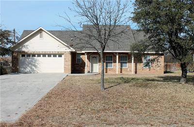Cross Plains TX Single Family Home For Sale: $149,900
