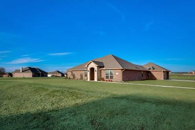 Cooke County Single Family Home Active Contingent: 708 Stone Ridge Drive