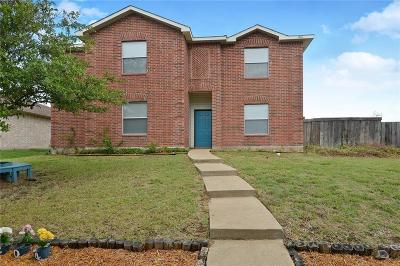 Wylie Single Family Home For Sale: 1304 Lonesome Dove Trail