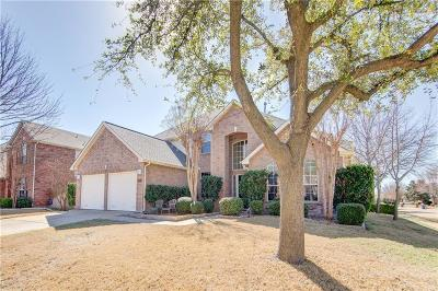 Frisco Single Family Home Active Contingent: 11911 Alexandria Drive