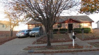 Dallas Single Family Home For Sale: 6770 Troy Glen Drive