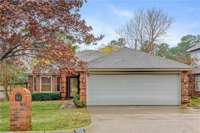 Fort Worth Single Family Home For Sale: 532 Kelley Court