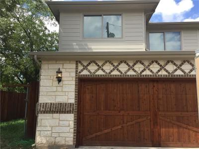 Irving Single Family Home For Sale: 517 Mimosa Street