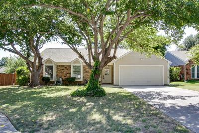 Flower Mound Residential Lease For Lease: 5412 Colonial Court