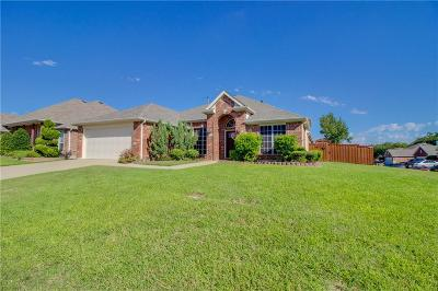 Wylie Single Family Home For Sale: 3000 Dylan
