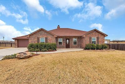 Wise County Single Family Home For Sale: 114 Deer Creek Drive