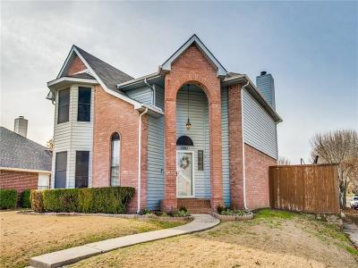 Frisco Single Family Home For Sale: 7993 Shield Road