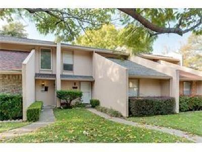 Garland Townhouse For Sale: 434 Arborview Drive