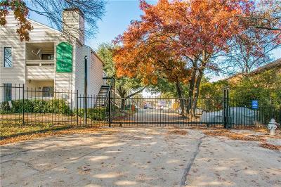 Dallas Condo For Sale: 7431 Holly Hill Drive #236