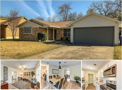 Farmers Branch Single Family Home For Sale: 13822 Pyramid Drive