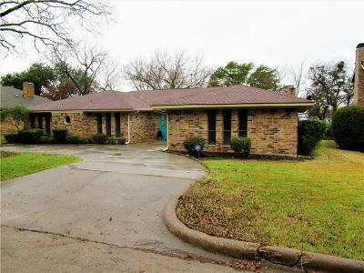 Rockwall Single Family Home For Sale: 1912 S Lakeshore Drive