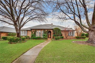 Plano Single Family Home For Sale: 2512 Chamberlain Drive