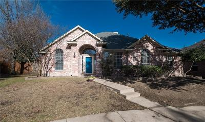 McKinney Single Family Home For Sale: 4224 Magnolia Drive