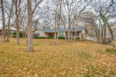 Keller Single Family Home For Sale: 1012 Cimarron Circle