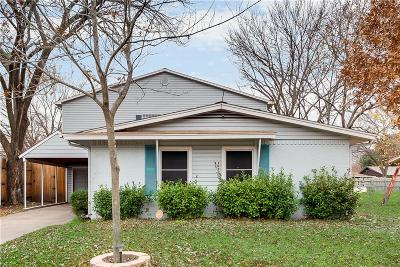 Seagoville Single Family Home For Sale: 737 High School Drive