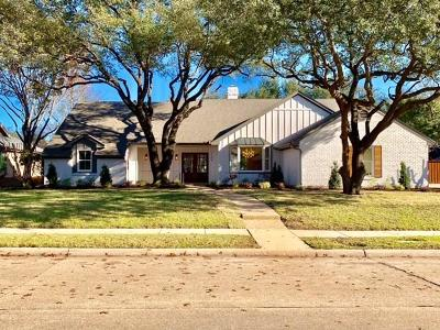 Plano Single Family Home For Sale: 2104 Bridge View Lane