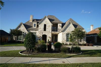 Lewisville Single Family Home For Sale: 2625 Round Table Boulevard