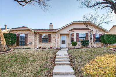 The Colony Single Family Home For Sale: 5821 Trego Circle