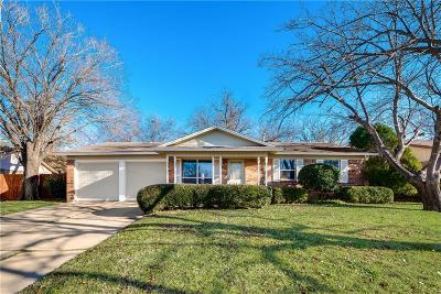 Watauga Single Family Home For Sale: 6121 Estill Drive