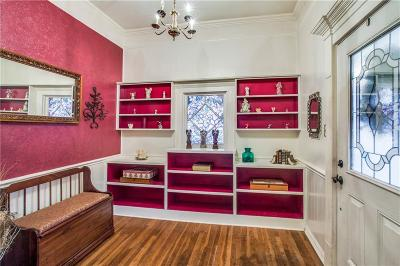 Fort Worth Single Family Home For Sale: 2271 Lipscomb Street