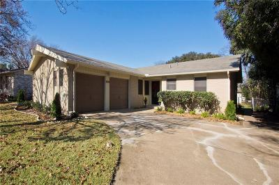 Garland Single Family Home For Sale: 3709 Plaza Park Drive