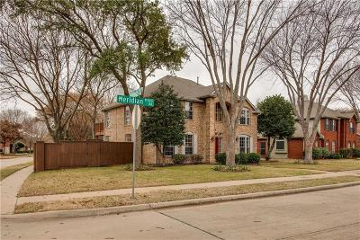 Frisco Single Family Home For Sale: 11713 Meridian Drive