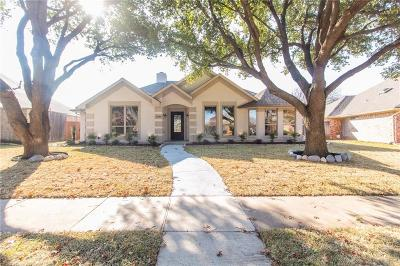 Plano Single Family Home For Sale: 2044 Ruger Drive