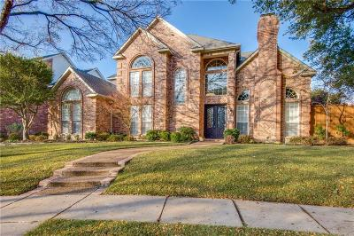Collin County Single Family Home For Sale: 1713 Glen Springs Drive