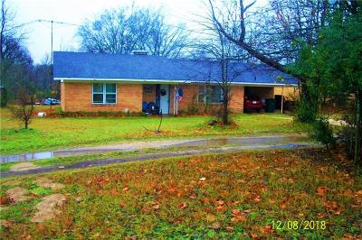 Lindale Single Family Home Active Option Contract: 15330 Fm 849