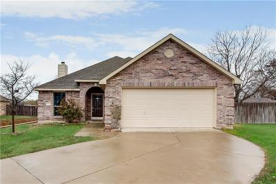 Seagoville Single Family Home For Sale: 1312 Trent Street