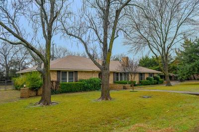 Waxahachie Single Family Home For Sale: 1004 Panorama Loop