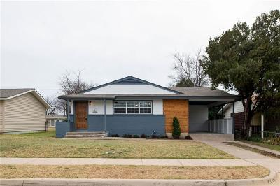 Tarrant County Single Family Home For Sale: 4733 Kilpatrick Avenue
