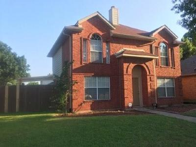 Flower Mound Single Family Home For Sale: 601 Teakwood Drive