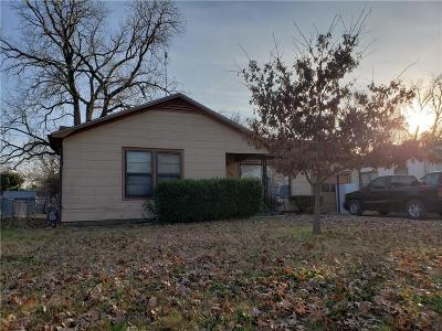 Cooke County Single Family Home For Sale: 504 Walter Road