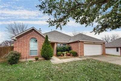 Denton Single Family Home For Sale: 3113 Anysa Lane