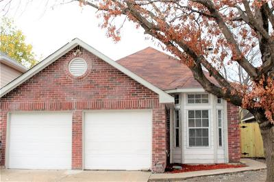 Single Family Home For Sale: 9411 Wolf Run Drive
