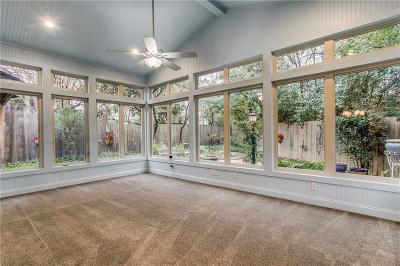 Single Family Home Active Option Contract: 7844 High Oaks Circle