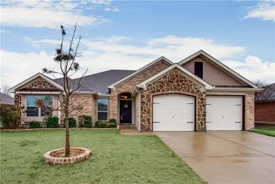 Waxahachie Single Family Home For Sale: 326 Choctaw Trail