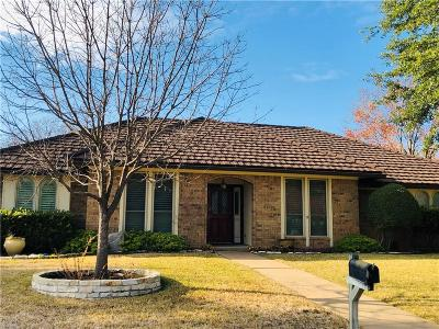 Tarrant County Single Family Home Active Option Contract: 1207 Saint Andrews Drive