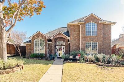 Carrollton Single Family Home For Sale: 2112 Greenstone Trail