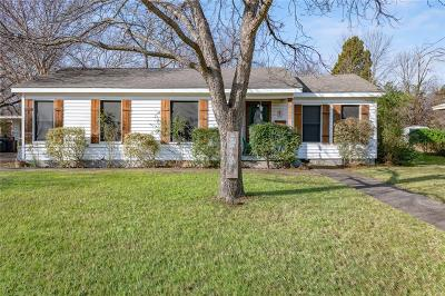 Richland Hills Single Family Home For Sale: 3905 Cagle Drive