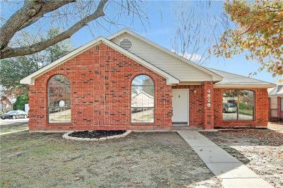 Single Family Home For Sale: 4828 Cable Drive